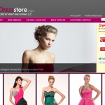 Web Design Weekly: Selling Dresses Online