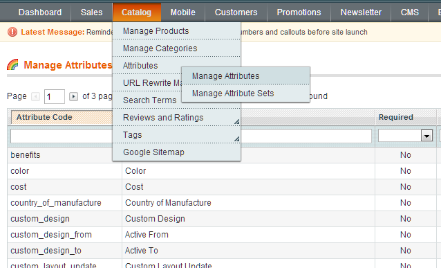 Magento: Importing Categories, Multiple Images & Product Attributes