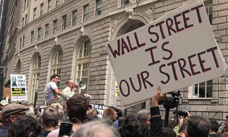 Internet for Democracy – Anonymous & Occupy Wall Street Movement