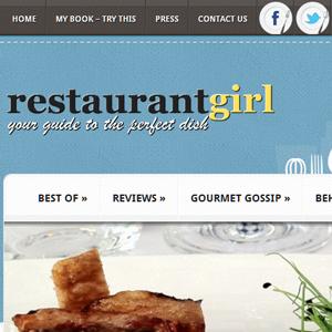 Restaurant Girl